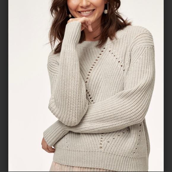 Wilfred Serment sweater